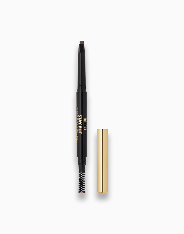 Stay Put Brow Sculpting Mechanical Pencil by Milani | Medium Brown