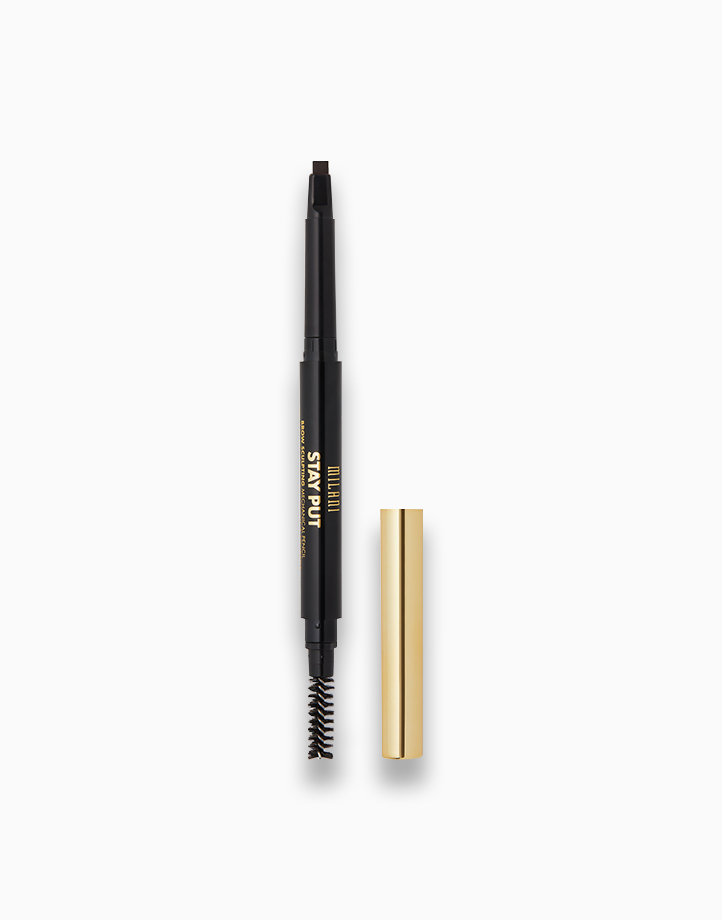 Stay Put Brow Sculpting Mechanical Pencil by Milani | Espresso