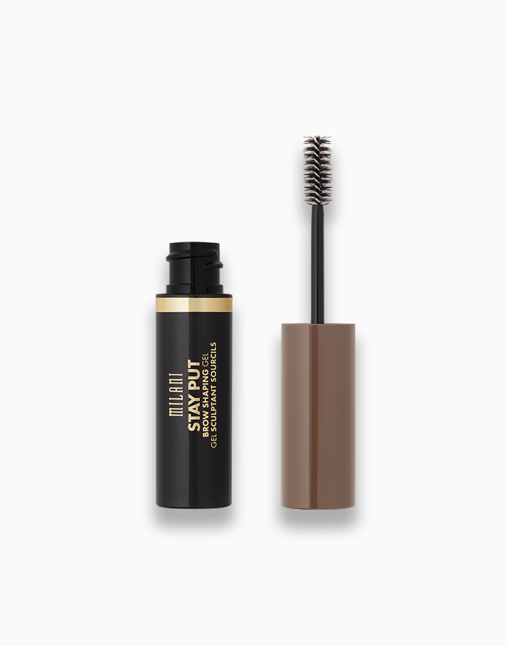 Stay Put Brow Shaping Gel by Milani | Soft Brunette