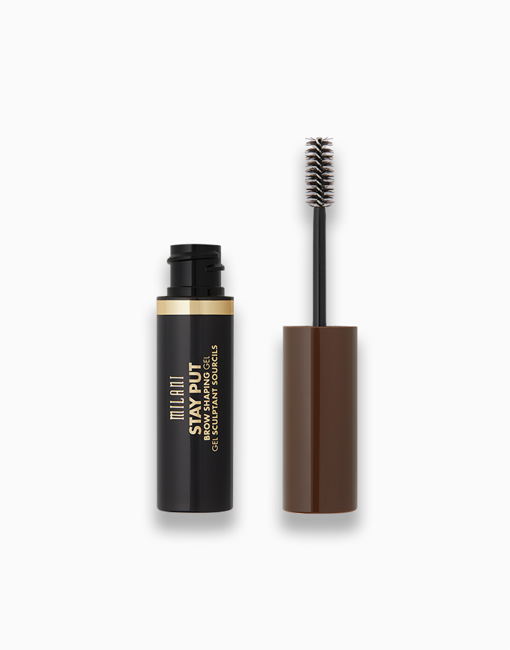 Stay Put Brow Shaping Gel by Milani | Brunette