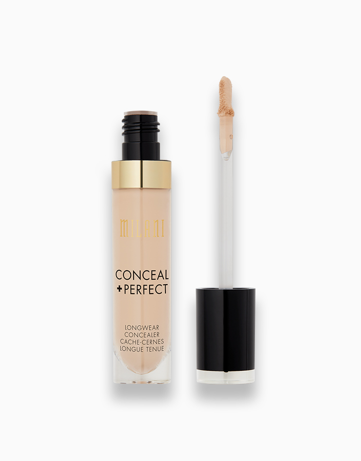 Conceal + Perfect Longwear Concealer by Milani | Light Vanilla