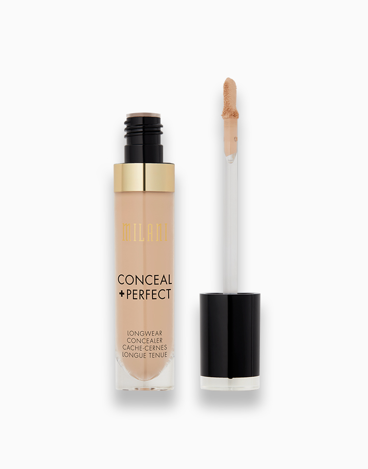 Conceal + Perfect Longwear Concealer by Milani | Light Natural