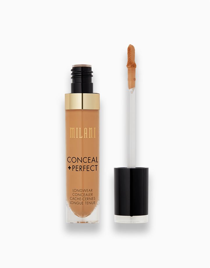 Conceal + Perfect Longwear Concealer by Milani | Natural Sand