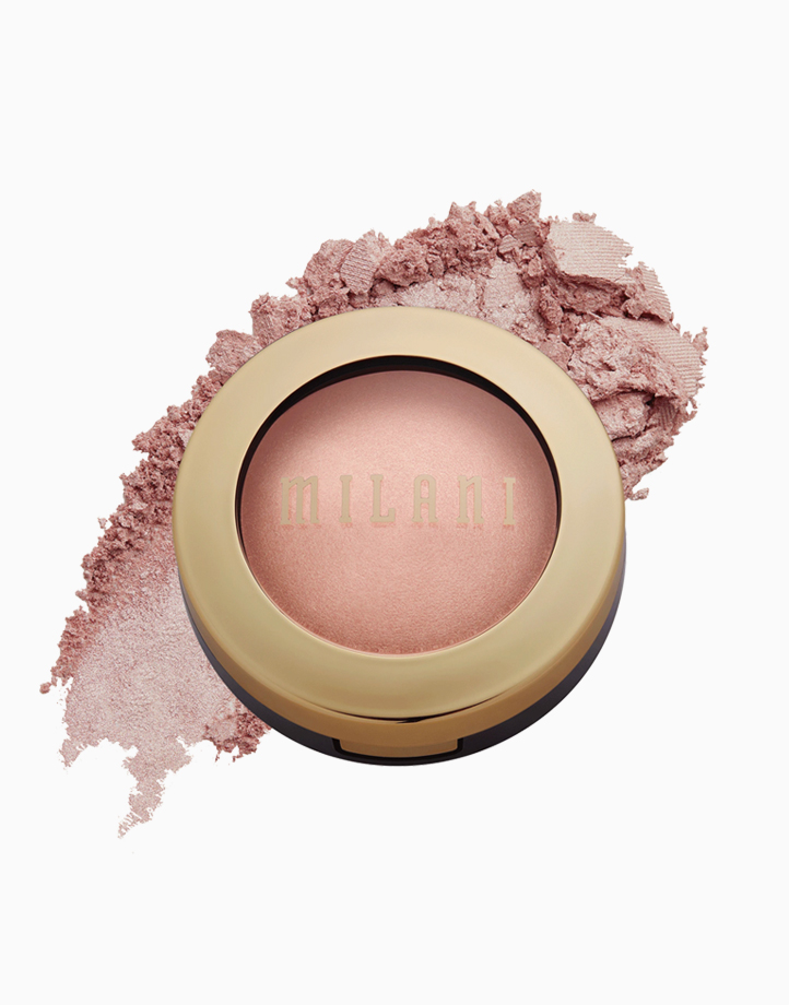 Baked Highlighter by Milani   110 Dolce Perla