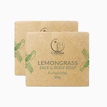 Lemongrass Soap (50g) (2 Pcs.) by Milea