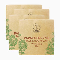 Papaya Soap (25g) (4 Pcs.) by Milea