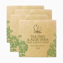 Tea Tree Soap (4 Pcs.) by Milea