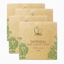Oatmeal Soap (25g) by Milea