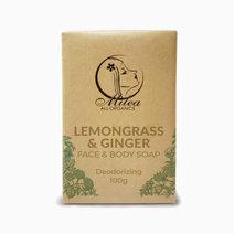 Lemongrass & Ginger Soap (100g) by Milea