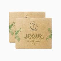 Seaweed Soap (50g x 2pcs) by Milea