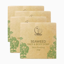 Seaweed soap %2825g x 4pcs%29