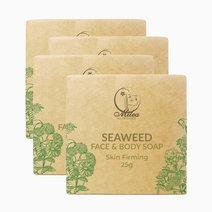 Seaweed Soap (25g x 4pcs) by Milea