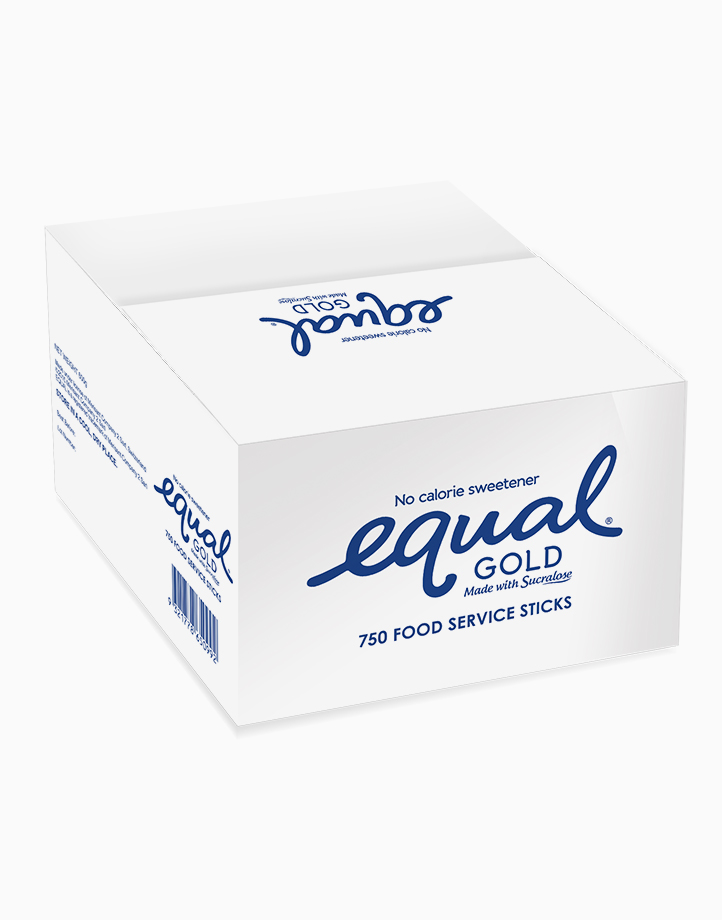 Equal Gold No Calorie Sweetener (750 Sticks) by Equal Philippines
