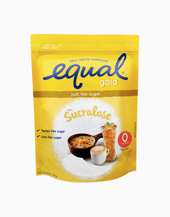 Equal Gold Sugarly Zero Calorie Sweetener (150g) by Equal Philippines