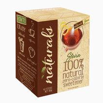 Naturals stevia zero calorie sweetener %2840 sticks%29