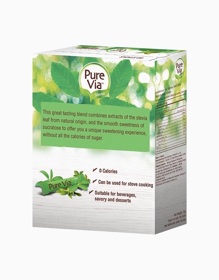 Pure Via Stevia Zero Calorie Sweetener (40 Sticks) by Equal Philippines