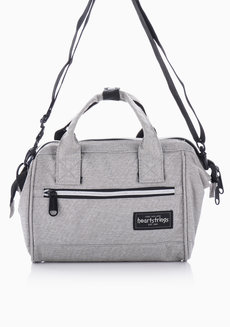 Hanzo Sling Bag (Gray) by Heartstrings
