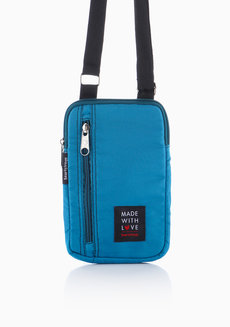 Dev Sling Bag (Blue) by Heartstrings