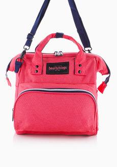 Hanzo Backpack Medium (Fuschia) by Heartstrings
