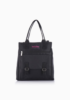 Chelsy Dual Bag (Black) by Heartstrings