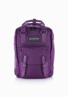Heyley Backpack Large (Purple) by Heartstrings