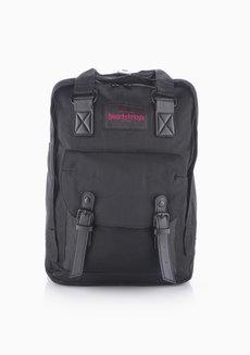 Heyley Backpack Large (Black) by Heartstrings