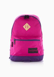 Hero Backpack Large (Violet) by Heartstrings
