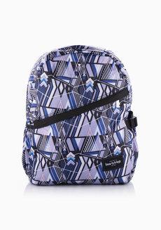 Baron Backpack Printed (Aztec Blue) by Heartstrings