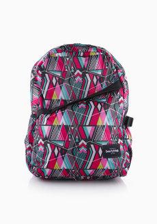 Baron Backpack Printed (Aztec Pink) by Heartstrings