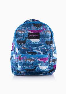 Bonni Backpack Medium (Whale) by Heartstrings