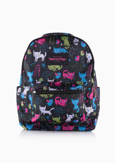 Bonni Backpack Medium (Cat) by Heartstrings