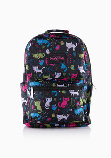 Bonni Backpack Large (Cat) by Heartstrings