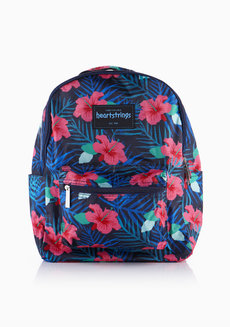 Bonni Backpack Medium (Gumamela) by Heartstrings