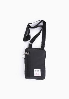 Dev Sling Bag (Black) by Heartstrings