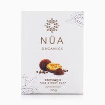 Cupuacu Face & Body Soap by NUA Organics