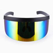 Protective Eyeshield (Black Rainbow) by Bloomier