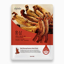 Red Ginseng Essence Mask by Esfolio