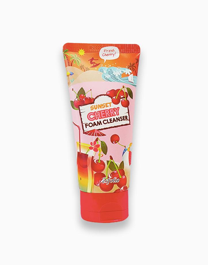 Sunset Cherry Foam Cleanser by Esfolio