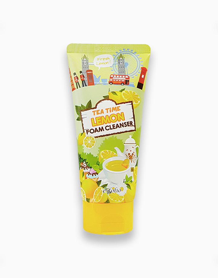 Tea Time Lemon Foam Cleanser by Esfolio