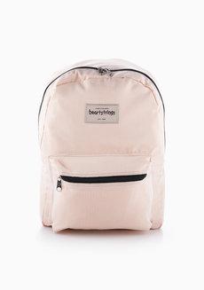 Heart Backpack Stripe (Orange) by Heartstrings