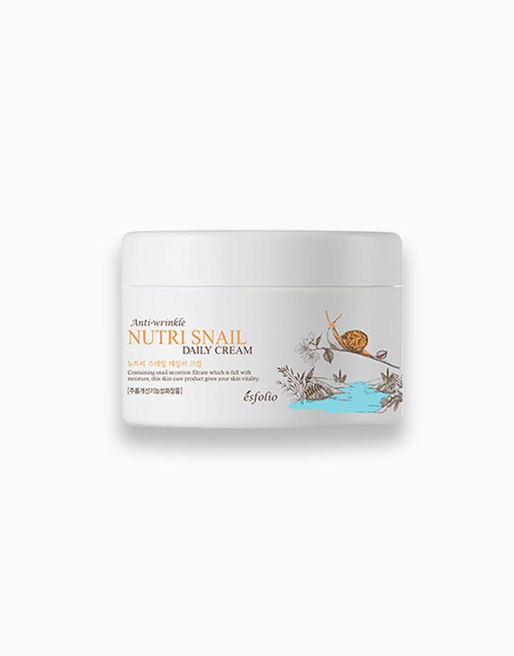 Nutri Snail Daily Cream by Esfolio