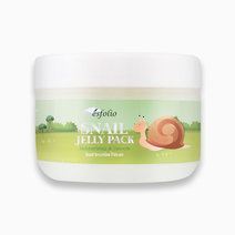 Snail Memory Shape Jelly Pack by Esfolio