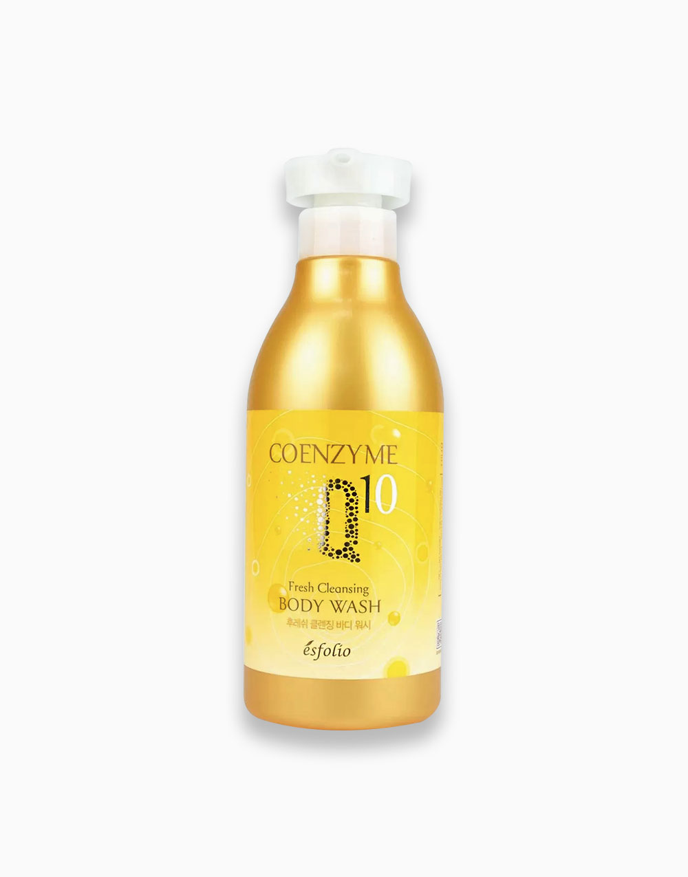 Coenzyme Q10 Fresh Cleansing Body Wash by Esfolio