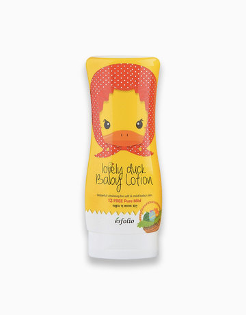 Lovely Duck Baby Lotion by Esfolio