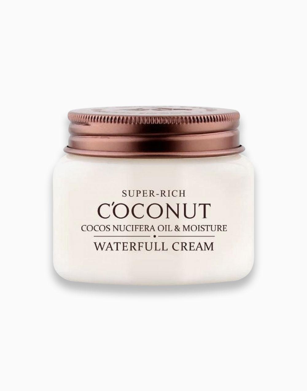Super Rich Coconut Waterfull Cream by Esfolio