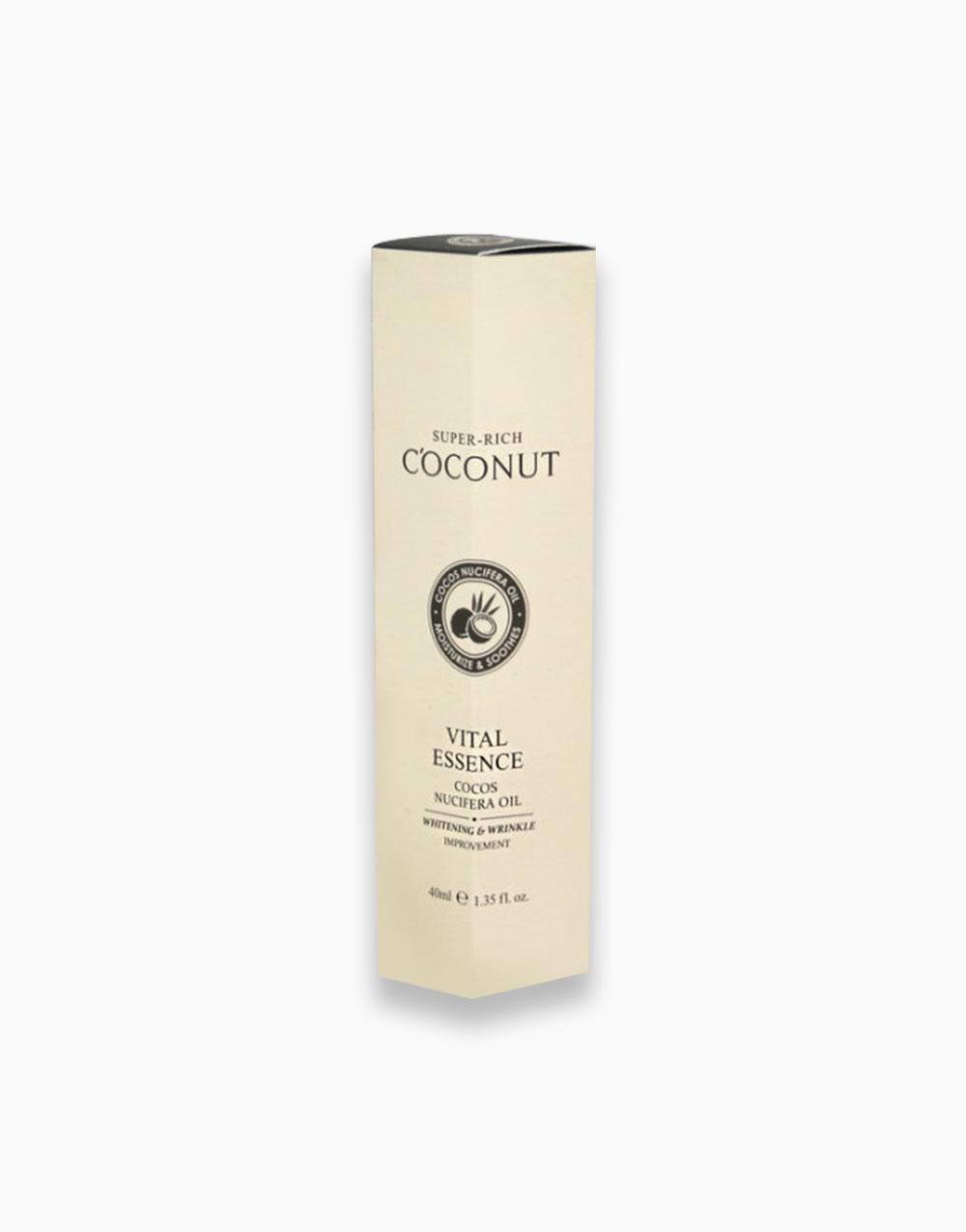 Super Rich Coconut Vital Essence by Esfolio