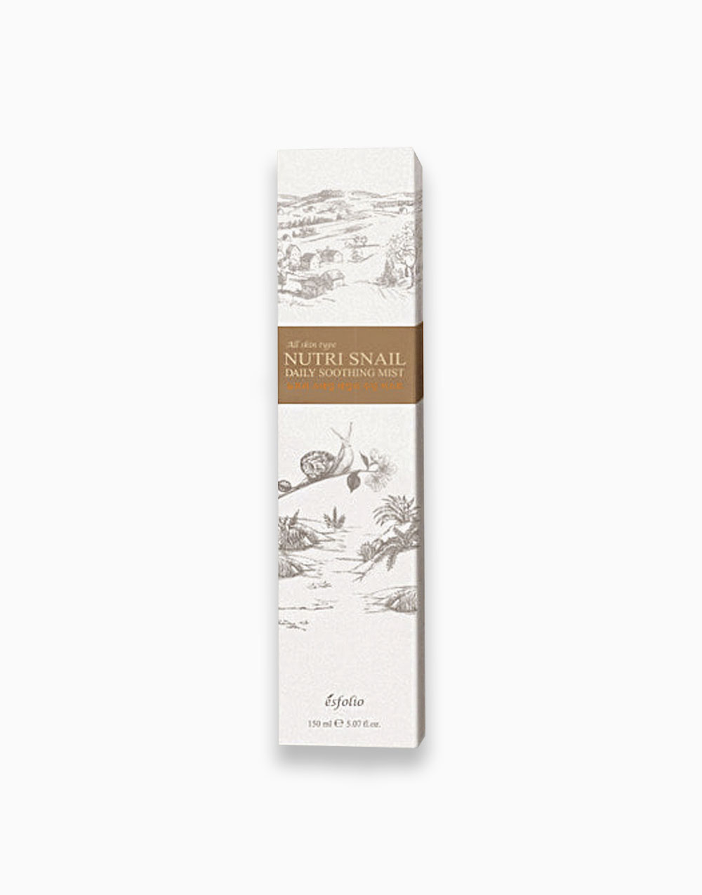 Nutri Snail Daily Soothing Mist by Esfolio
