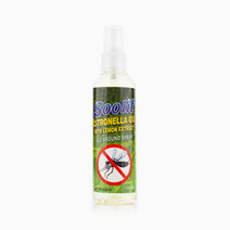 Citronella All Around Insect Repellant Spray with Lemon Extract by Soolit