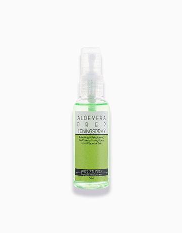 Aloe Vera Toning Prep Spray by PRO STUDIO Beauty Exclusives