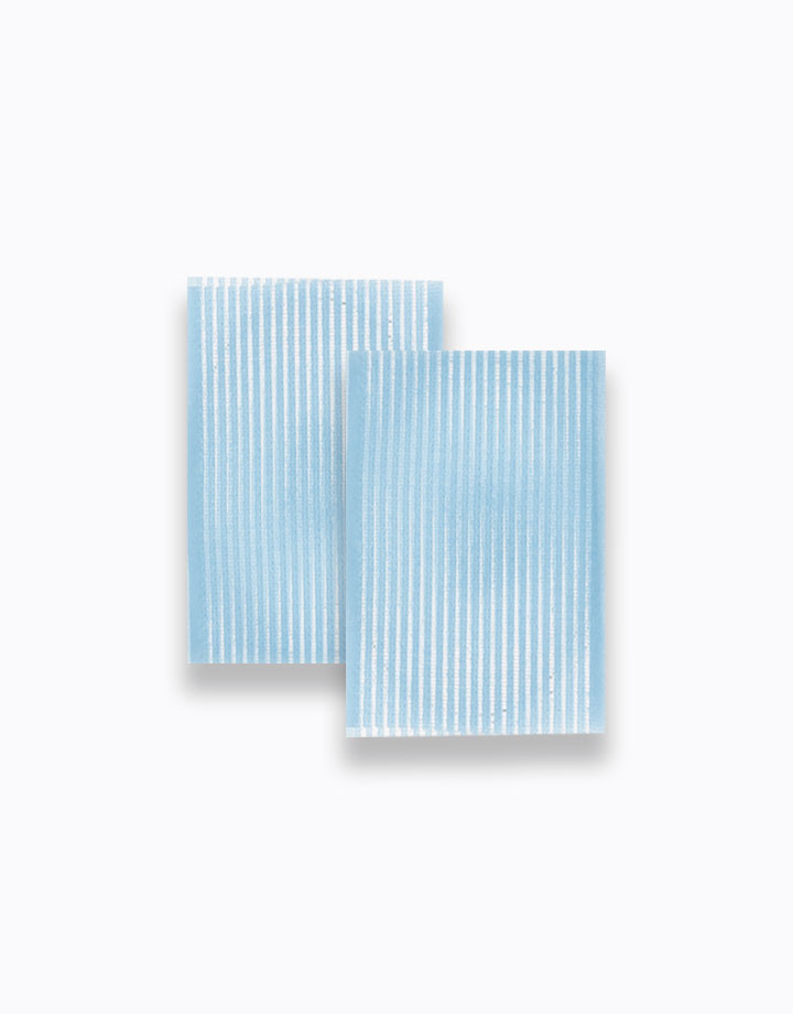 Hair Velcro Pad by PRO STUDIO Beauty Exclusives | Sky Blue
